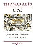 Catch: Score & Parts (Faber Edition)
