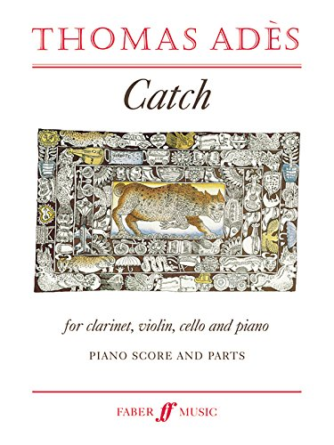 Catch: Score & Parts (Faber Edition) by Alfred Music