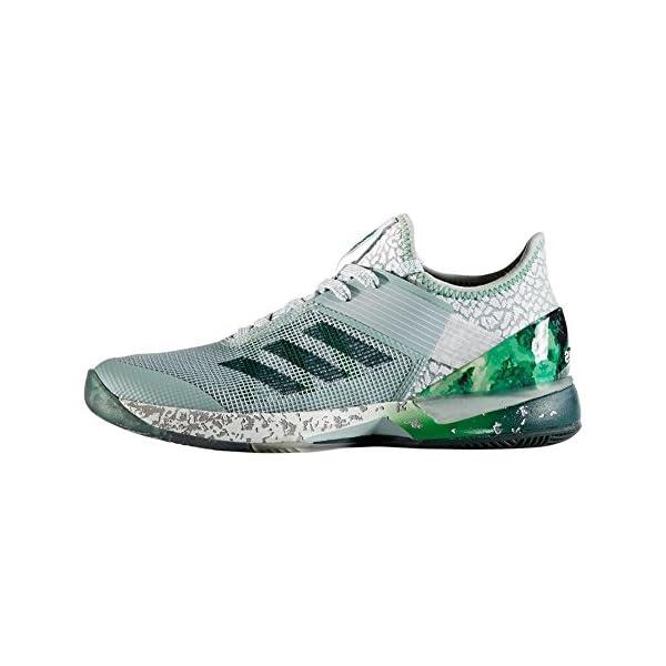 dabd5f23e adidas adizero Ubersonic 3 JADE Women s Shoes - shopemalls.com