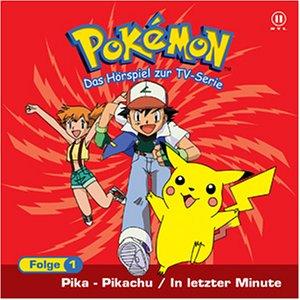Pokemon hörspiel