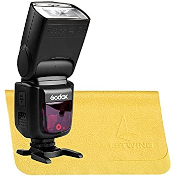 Godox Ving V860II-S 2.4G TTL Li-on Battery Camera Flash Speedlite for Sony HVL-F60M, HVL-F43M, HVL-F32M