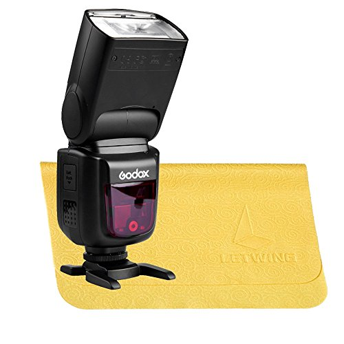 Godox Ving V860II-S 2.4G TTL Li-on Battery Camera Flash Speedlite for Sony HVL-F60M, HVL-F43M, HVL-F32M by Godox