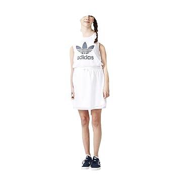 adidas Tennis Kleid WhiteLegend Ink s10, Größe:146