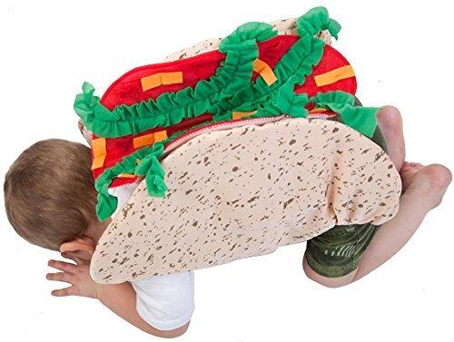 Baby Taco Costume -
