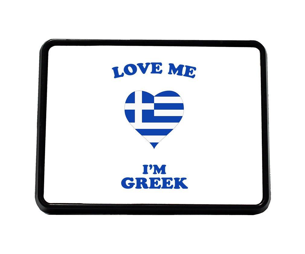 Amazon Style In Print Love Me Im Greek Trailer Truck Hitch