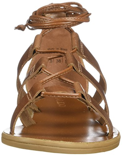 Fashion XAVIERRA Sandals Cognac Women's Aldo qSCxZZ