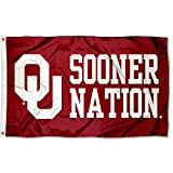 College Flags and Banners Co. Oklahoma Sooners OU Nation Flag