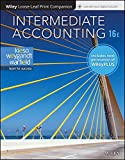 img - for Intermediate Accounting, 16e WileyPLUS (next generation) + Loose-leaf book / textbook / text book