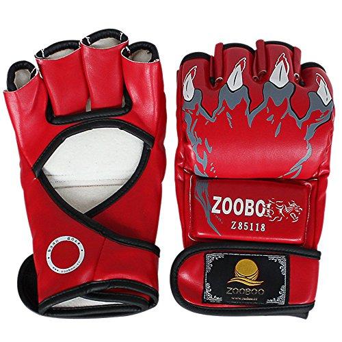 ZooBoo Heavy Bag Boxing Gloves - Muay Thai Winning Punching