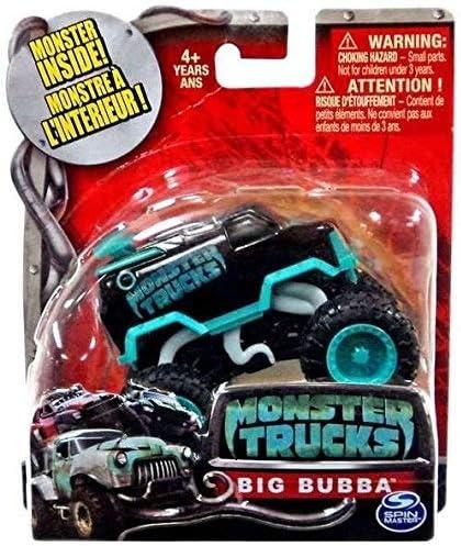 Amazon Com 2017 Monster Trucks Movie Big Bubba Diecast Car Monster Inside Detachable Body Toys Games