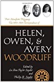 img - for Post-Manifesto Polygamy: The 1899 to 1904 Correspondence of Helen, Owen and Avery Woodruff (Life Writings Frontier Women) book / textbook / text book