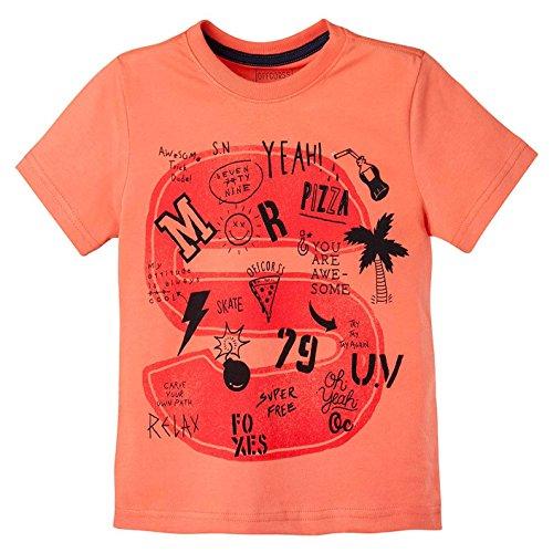 OFFCORSS Boy Fun Colored T-Shirts for Kids Camisetas Frescas Franelas para Ni/ños