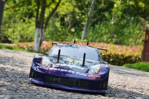 NEW! RTR Drift Flying Rc Car High Speed 4wd Nitro Gas Pow...