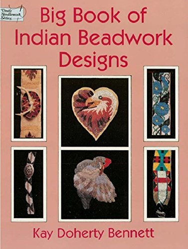 Big Book of Indian Beadwork Designs (Dover Needlework Series)