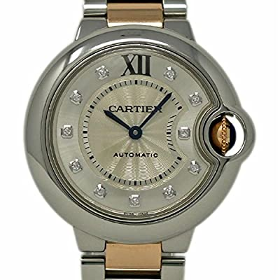 Cartier Ballon Bleu Swiss-Automatic Female Watch WE902061 (Certified Pre-Owned) from Cartier