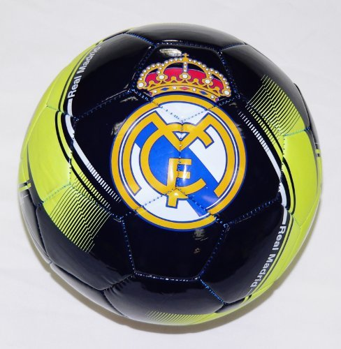 (REAL MADRID AWAY SOCCER BALL SIZE 5)