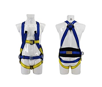 Q&Z - Cinturón de Seguridad con Sistema anticaídas, arnés de ...