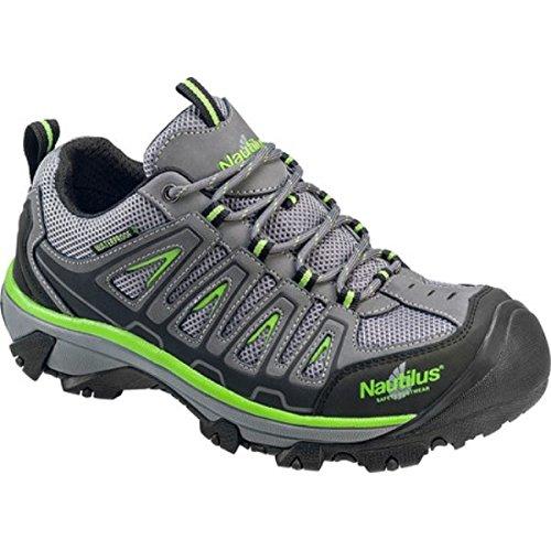 素子のどやりすぎ(ノーチラス) Nautilus メンズ シューズ?靴 N2208 Steel Toe Waterproof EH Athletic Work Shoe [並行輸入品]