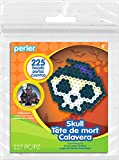 Perler Fused Bead Kit-Scary Skull