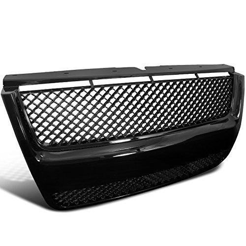 Ford Explorer Sport Trac Black Mesh Hood Grill Honeycomb Grille - Spec-D Tuning HG-EPOR07STJM
