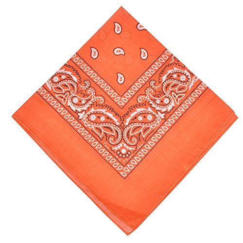 Alotpower Cotton Bandanas Headband for Daily Use, 6 ()