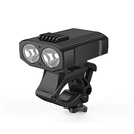 DO Luz de la Bicicleta de Carga USB luz Bicicleta de montaña ...