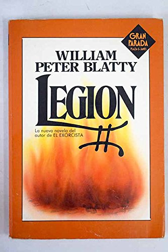 Book cover from Legion (Spanish Edition) by William Peter Blatty