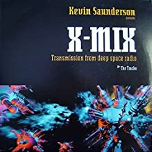 Kevin Saunderson - X-Mix - Transmission From Deep Space Radio - The Tracks - Studio !K7 - !K7061LP