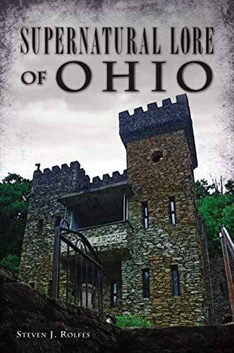 Book Cover: Supernatural Lore of Ohio