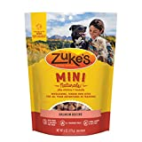 Zuke's Natural Training Dog Treats; Mini Naturals Recipe; Made in USA Facilities Larger Image