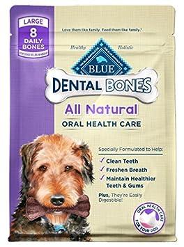 Blue Buffalo Bones Dog Treats – 24 oz 2 – 12-oz bags