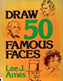 Draw 50 Famous Faces