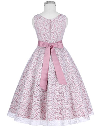 Toddler Wedding Party Tulle Dresses(11-12yrs) CL8938-6