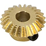 """24 Tooth, 32 Pitch, 1/4"""" Bevel Gear"""