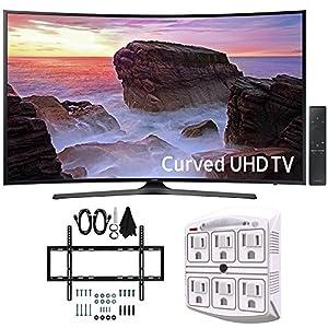 Samsung UN65MU6500 Curved 65