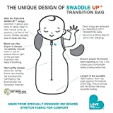 Love To Dream Swaddle UP Transition Bag