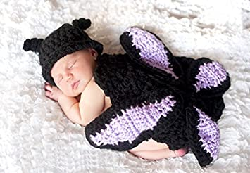 Amazon.com : Hisonde Cute Little Butterfly Style Baby Infant Newborn ...