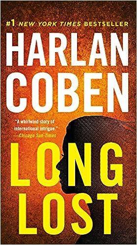 Amazon Fr Long Lost Harlan Coben Livres