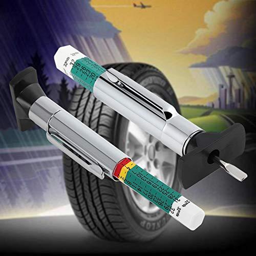 Hand Tool Sets - Practical Color Tire Tread Depth Gauge Tester Motors Standard Metric Measures Hand - Sale Sets Clearance Case Tool Mechanics Screwdriver Cordless Hand