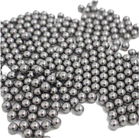 SYNC パチンコ玉 1000個 8mm スリングショット ステンレススチール弾 予備弾 パチンコ弾 狩猟 威嚇 護身用 鳥獣対策の商品画像
