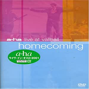 A-ha Live at Vallhall – Homecoming Grimstad Benefit