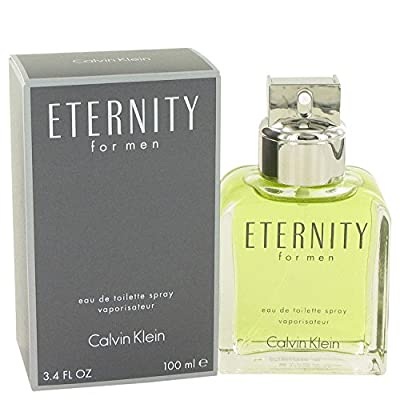 Eternity Cologne By Calvin Klein For Men