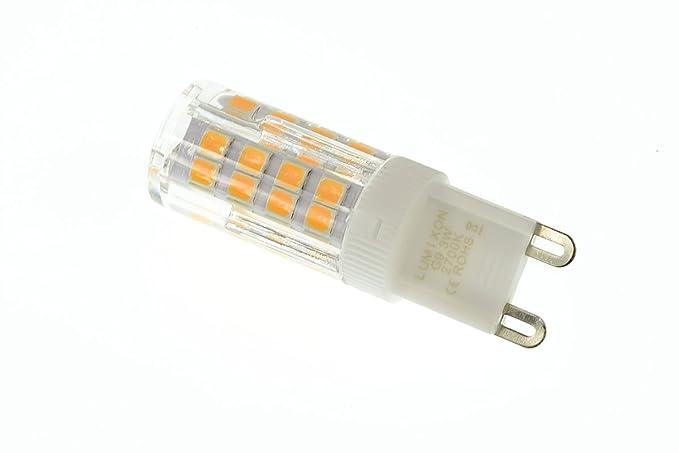 Lumixon lampada led g w lumen bianco caldo amazon