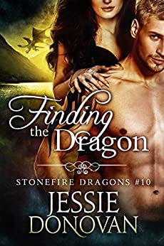 Finding the Dragon (Stonefire British Dragons Book 10) by [Donovan, Jessie]