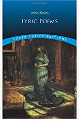 Lyric Poems (Dover Thrift Editions) Paperback