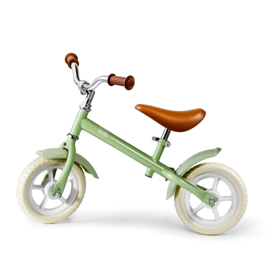 JianMeiHome Kinderfahrrad Kinderfahrrad ohne Pedale Balance Auto frei Luftreifen 1-3 Jahre alt Walker