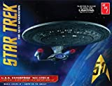 AMT955 Star Trek U.S.S. Enterprise 1701-D (Clear Edition) Model Kit
