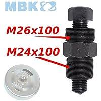 Cyclingcolors Extractor de volante, magnético, para tambor de embrague MBK 41, 51/