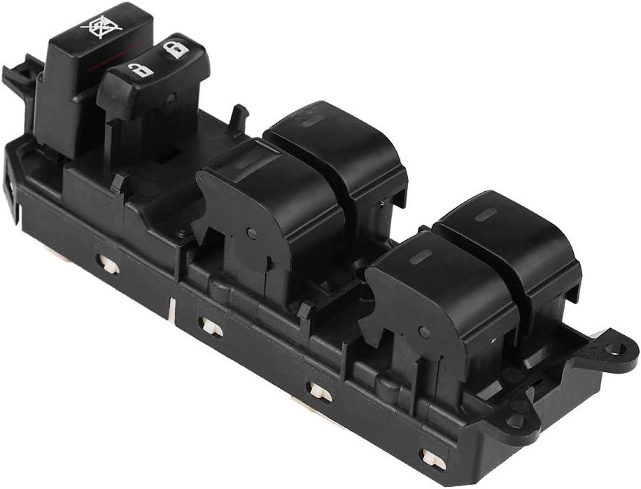 commutateur de fen/être principale dalimentation c/ôt/é conducteur Commutateur de fen/être principale Suuonee noir pour 84040-3310 c/ôt/é gauche