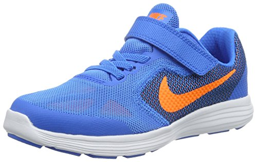 check out c1fbe 9cf07 NIKE Kids  Revolution 3 (PSV) Running Shoes - Buy Online in UAE.   Shoes  Products in the UAE - See Prices, Reviews and Free Delivery in Dubai, Abu  Dhabi, ...